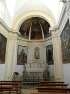 Cappella dell'Asilo Bernardini