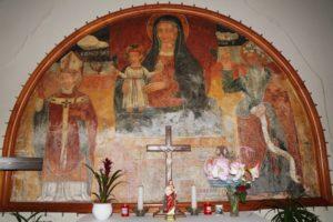 Cappella della Madonna di Costantinopoli