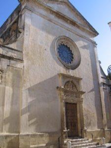chiesa madre veglie